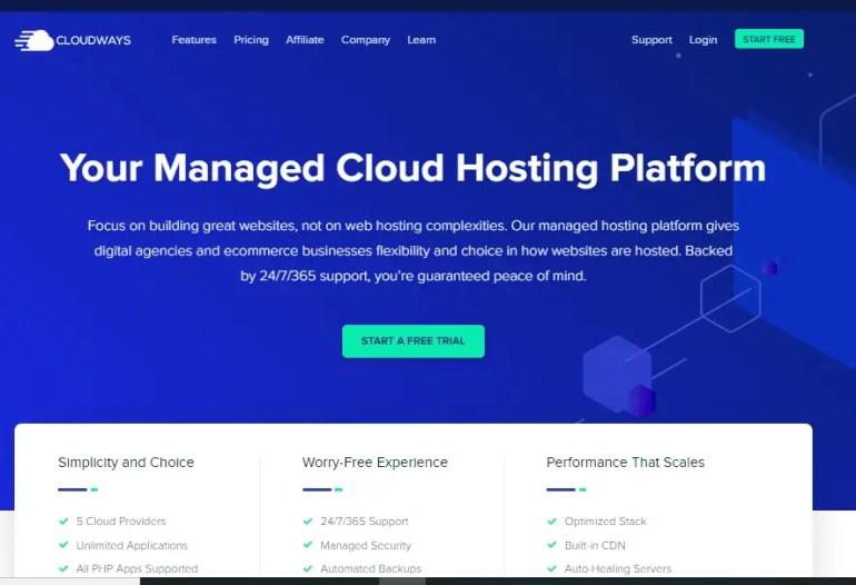 Best Managed Cloud Hosting 2021