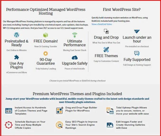 Best managed WordPress Hosting Solutions