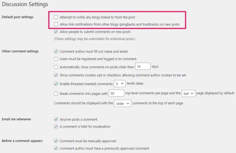 Essential Settings After Installing WordPress