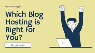Blog Hosting Review