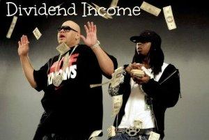 July 2019 Passive Income