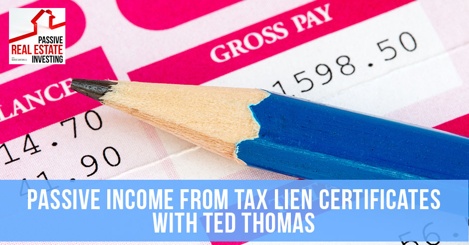 Passive Income From Tax Lien Certificates