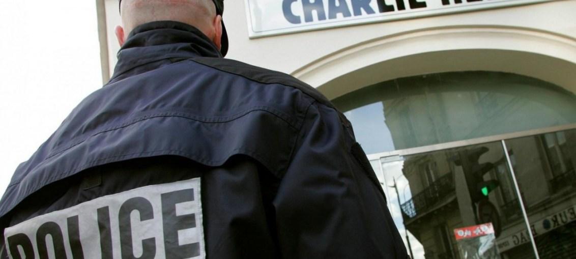 Charlie Hebdo Parigi