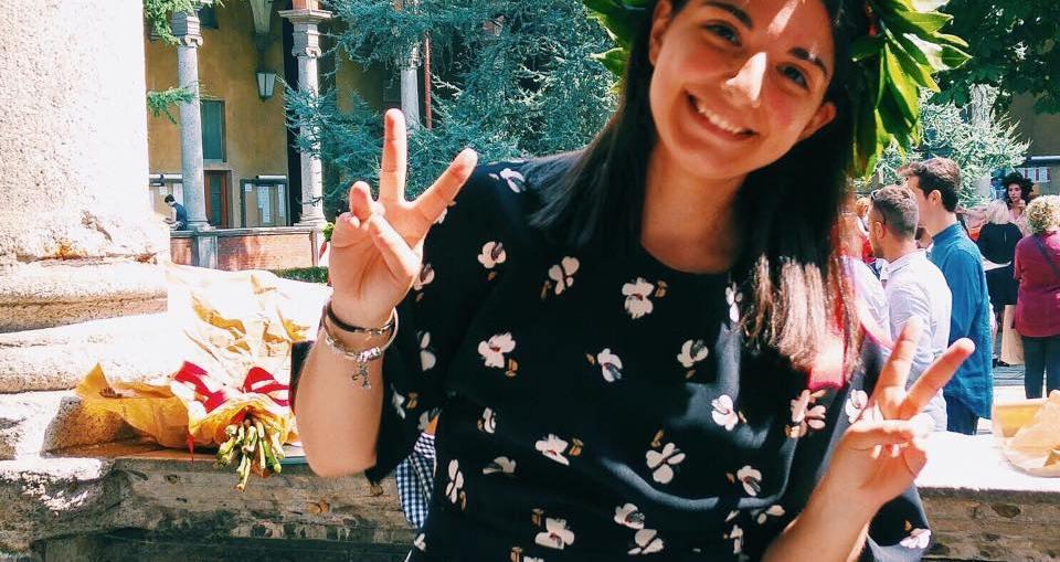 Carla Raso lauerata
