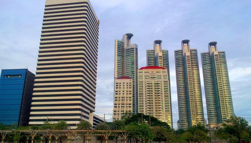 green condo building