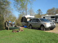 Fancy Gap Cabins and Campground - Passport America Camping ...