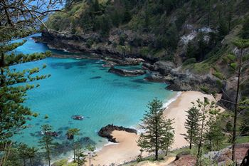 Beautiful Norfolk Island!