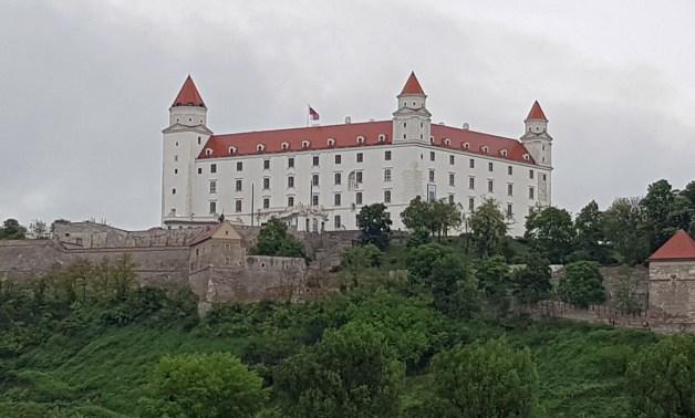 48 hours in Bratislava: Bratislava Castle