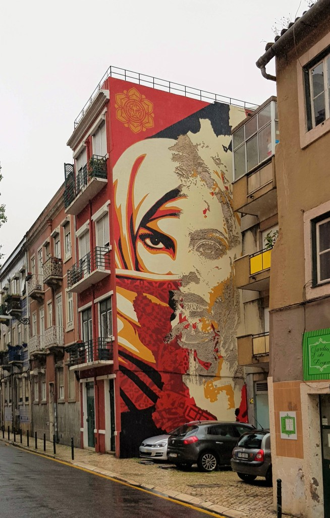 15 things to do in Lisbon - street art