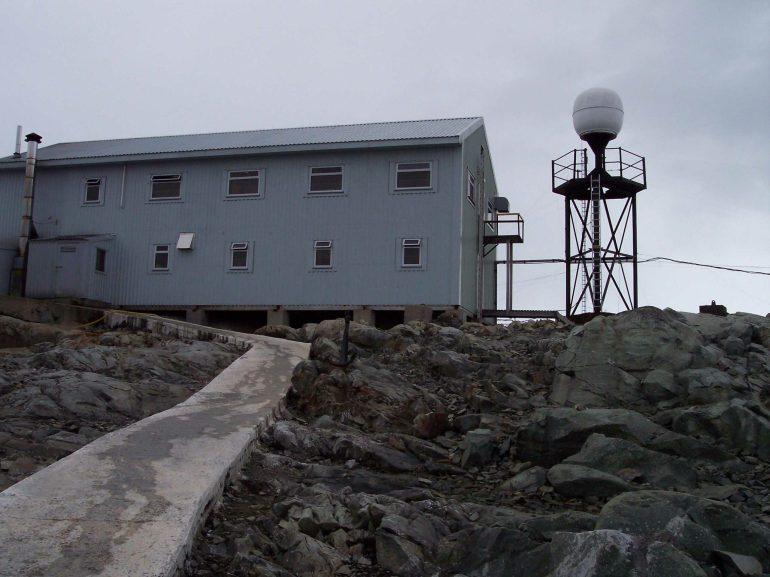 Vernadsky Station, Antarctica