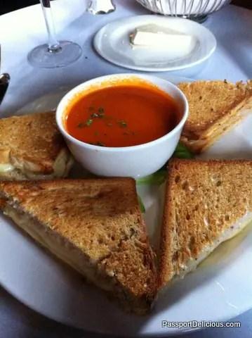 RL Grill Soup & Sandwich