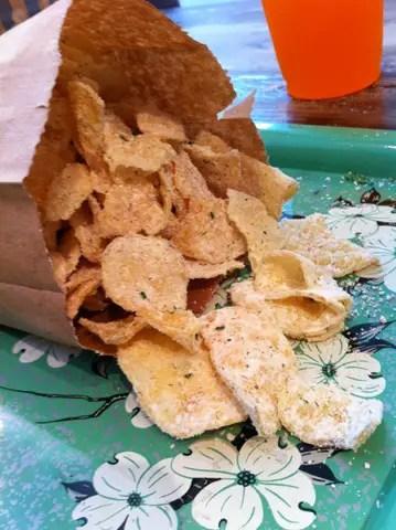 Grahamwich Chips