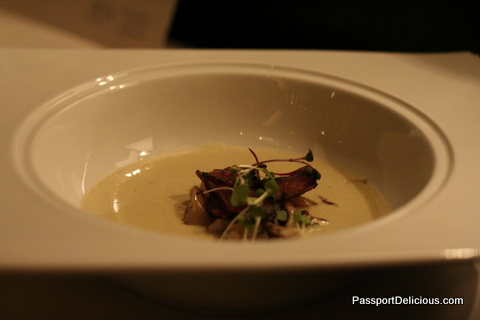 oyster bisque