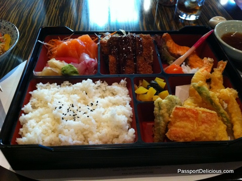 Bento Box Marriott Kuwait City
