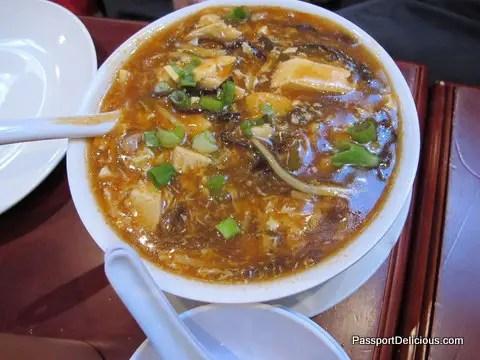 Hot & Sour at Sun Wah