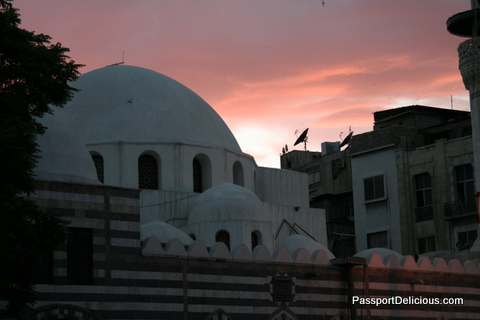 Damascus Twilight