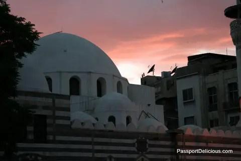 Damascus Twilight