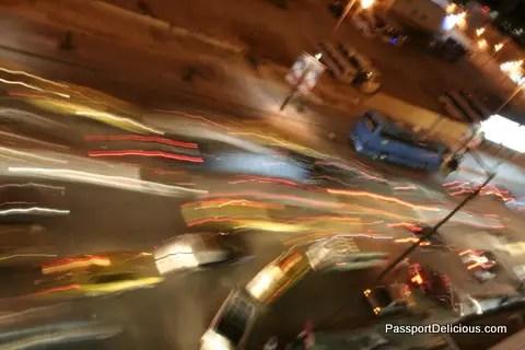 traffic in aleppo