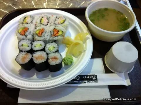 Zero One Sushi