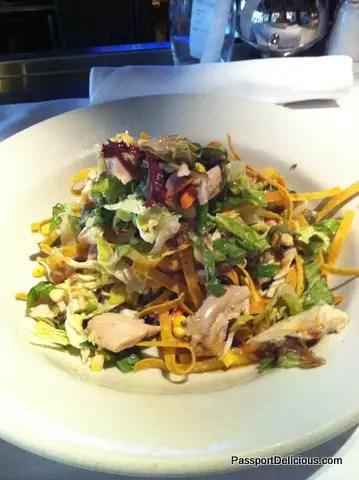 Bandera Hacked Chicken Salad