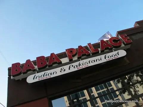 Baba Palace Outside