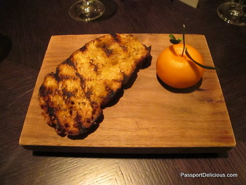 Meat Fruit at Dinner by Heston Blumenthal
