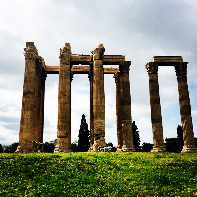 Temple to Zeus: One Stop during my 2 Days in Athens Itinerary