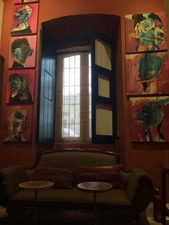 Honor Bar at Casas del XVI