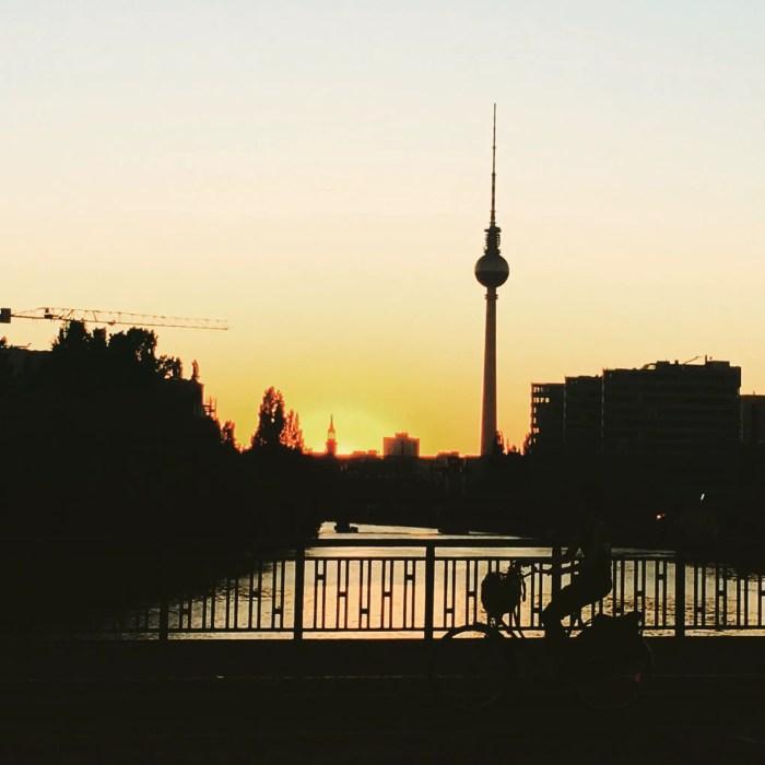 Fernsehturm, East Berlin