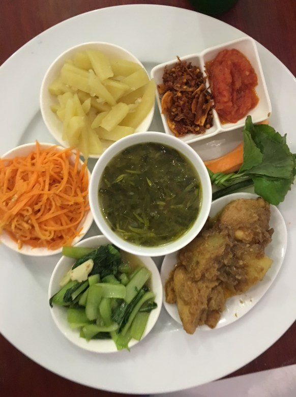Things to Do in Yangon: Have Lunch at Pansuriya