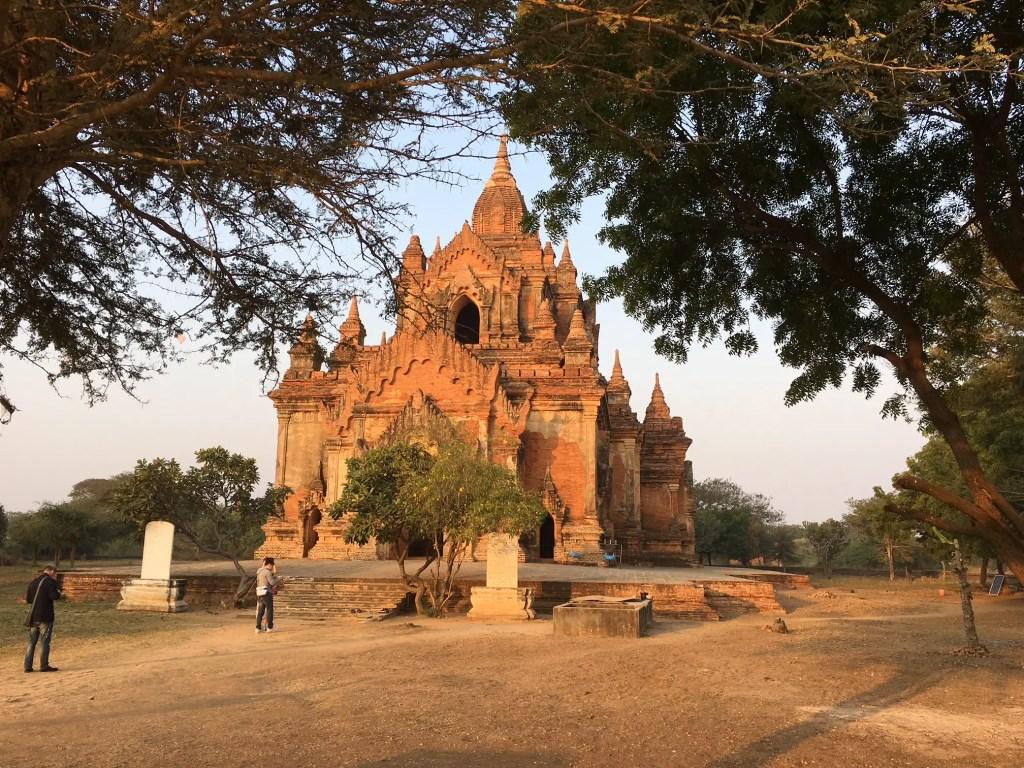 More temple visits in Bagan