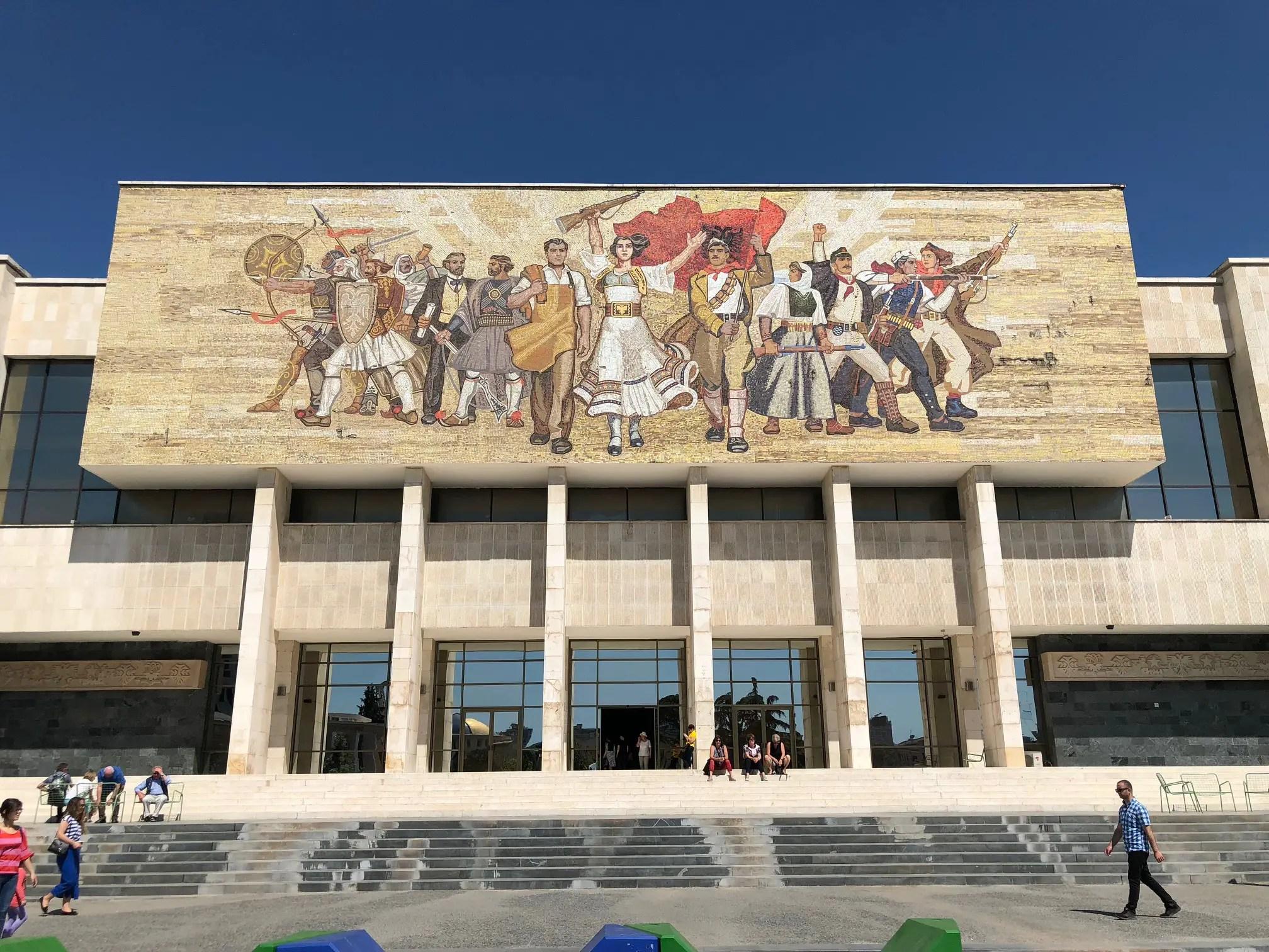 Skanderbeg museum albanien dating