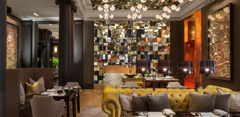 Mirror Room at Rosewood London