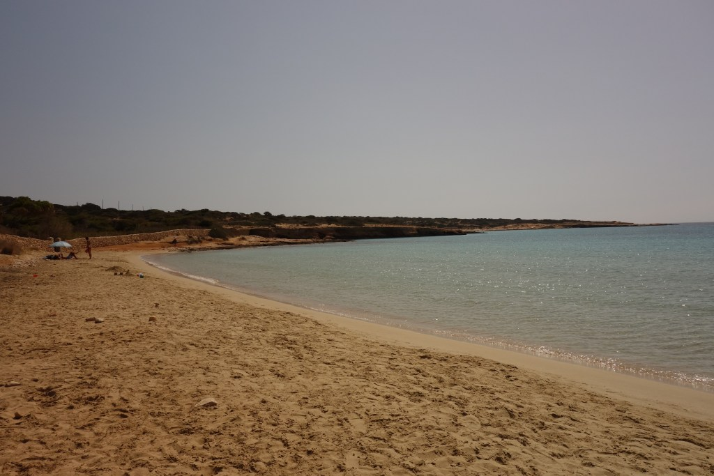 Island Hopping in the Cyclades: I had the Beaches in Koufnisia to Myself.