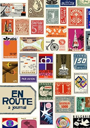En Route is a more traditional travel journal.