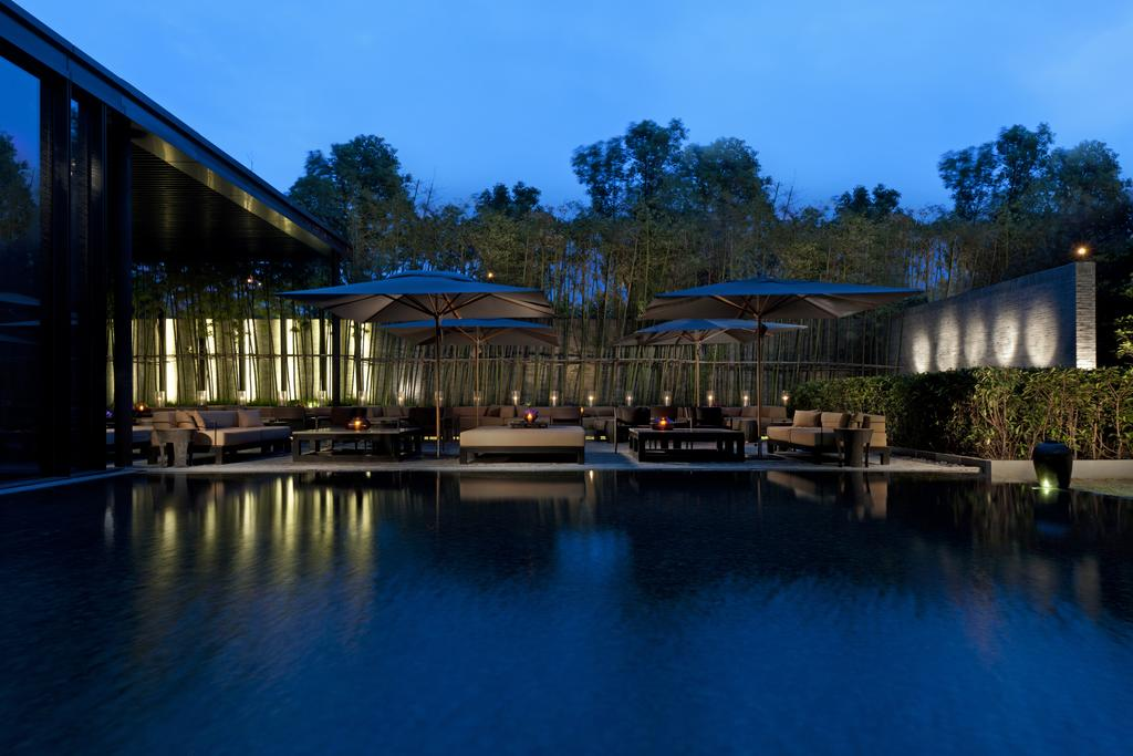 Where to Stay in Shanghai: Puli Hotel and Spa Shanghai