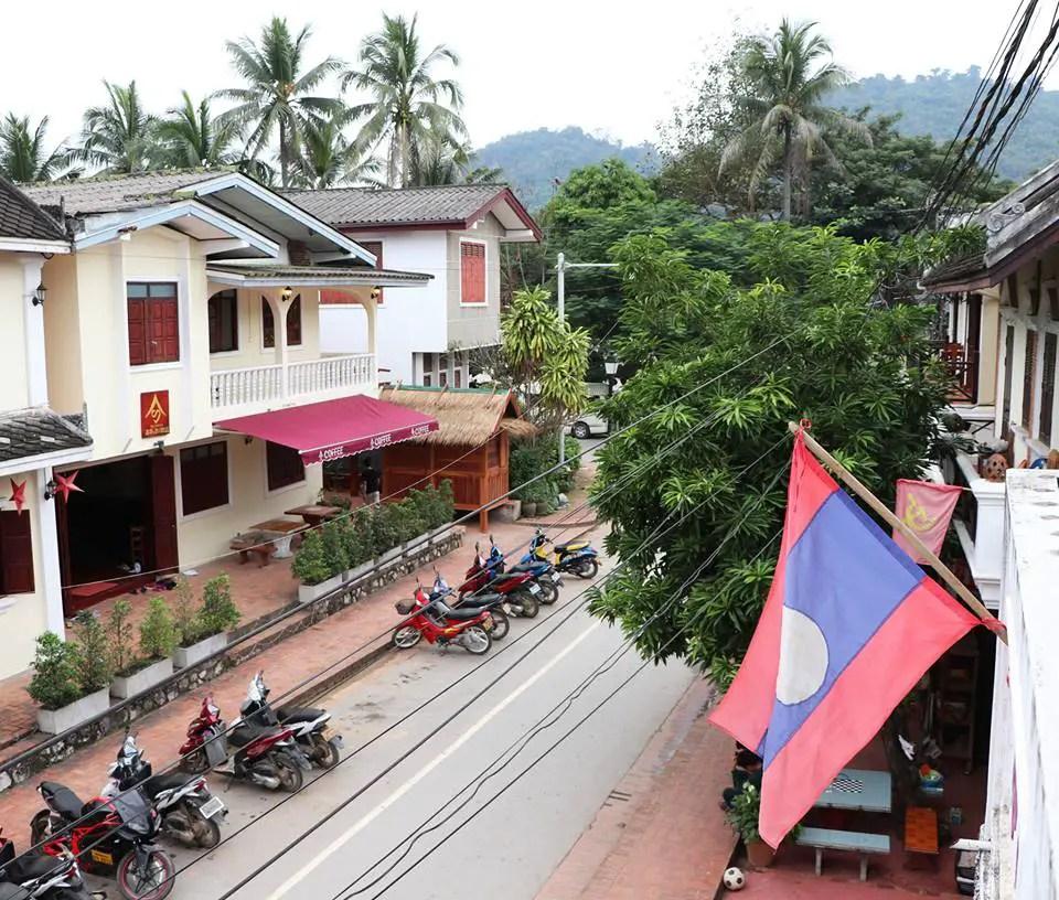 Give Back at Khaiphaen in Luang Prabang
