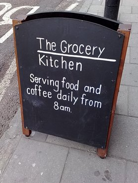 The grocery kitchen