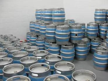 Sambrook kegs