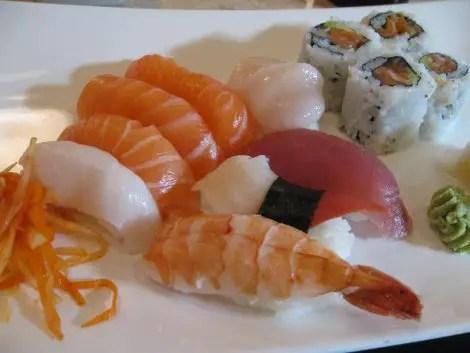 Happy Sushi Nigri