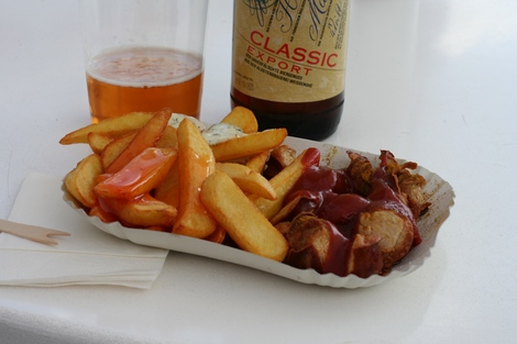 Wittys currywurst