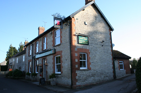 The red lion somerset