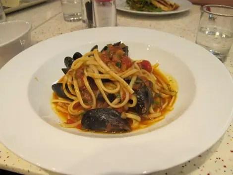 Spaghetti more