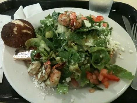 7 on state salad