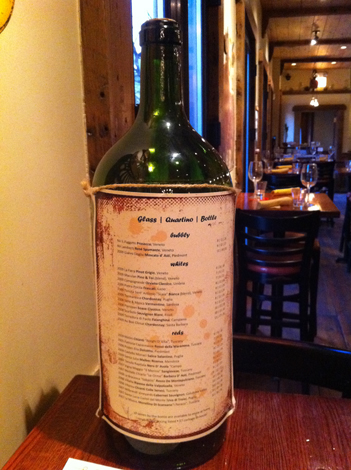 Davanit enoteca wine