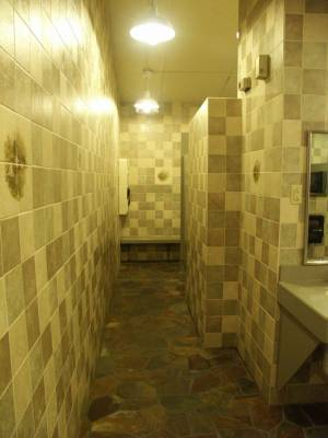 Fort Wilderness Comfort Station  Showers  PassPorter Photos