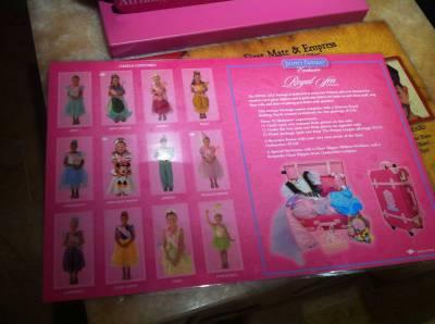 Bibbidi Bobbidi Boutique Packages Disney Fantasy
