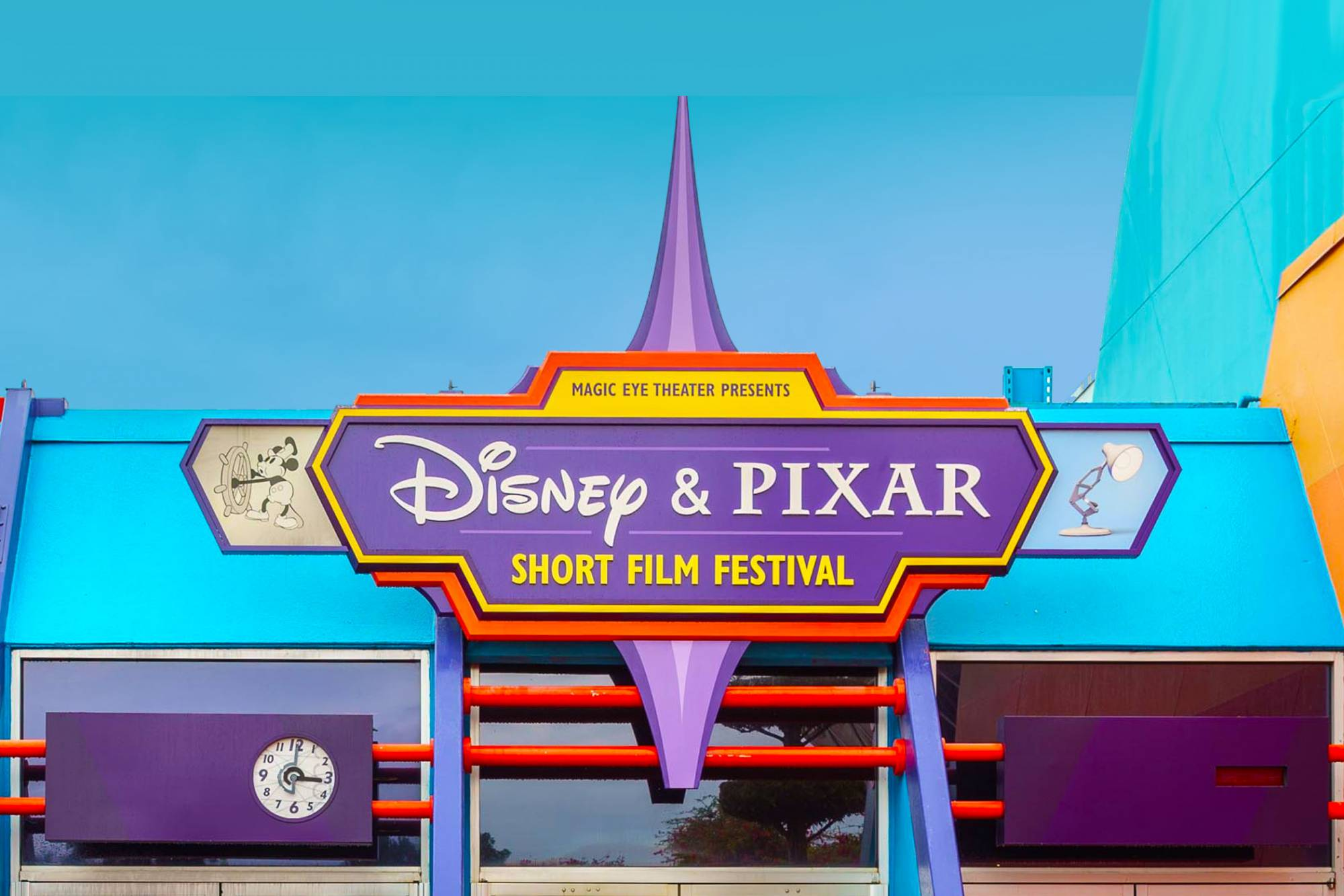 Disney Amp Pixar Short Film Festival