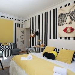 Room 404 - Passport Hostel Lisbon