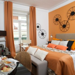 Chambre 405 - Passport Hostel Lisbonne